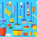 清掃用具の管理について
